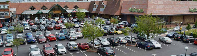 ANPR car park