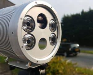 image of an anpr camera